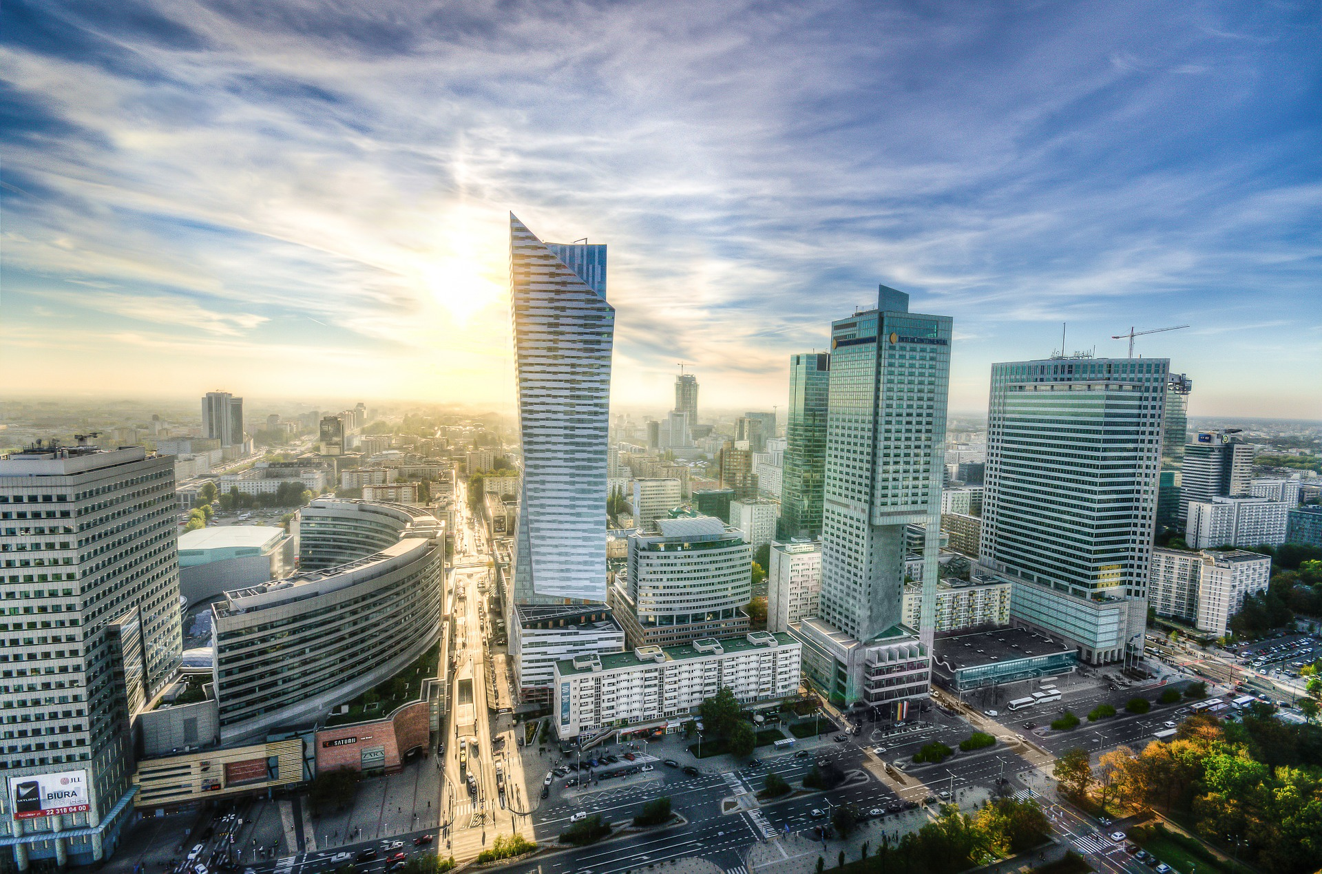 Nowe mieszkania-Warszawa